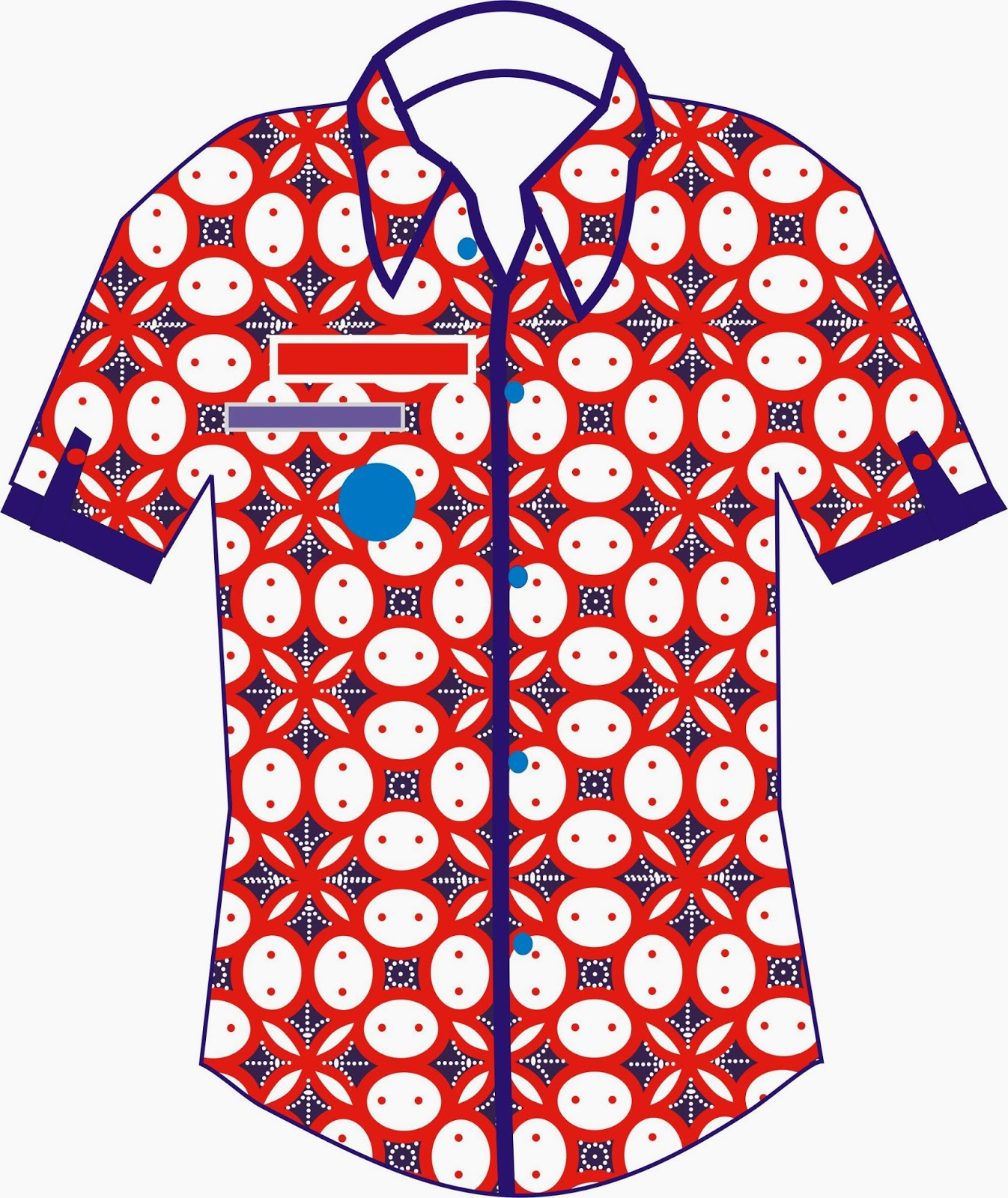 Trend Desain Label Baju Cdr Gambar Stiker