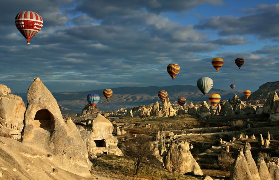 Lo Más   Cappadocia, Turquía 3