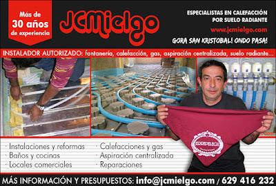 Fontanería y Calefacción Juan Carlos Mielgo