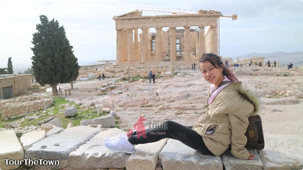 Solo Female Traveller Europe