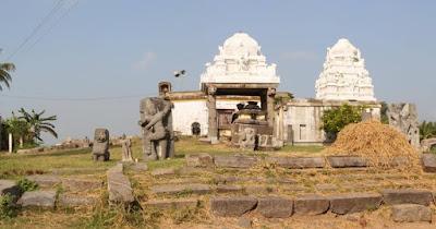 Shenbakeswarar Temple Natham Parameswara Mangalam Kanchipuram