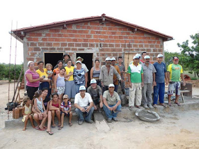 Building Project for the Poor