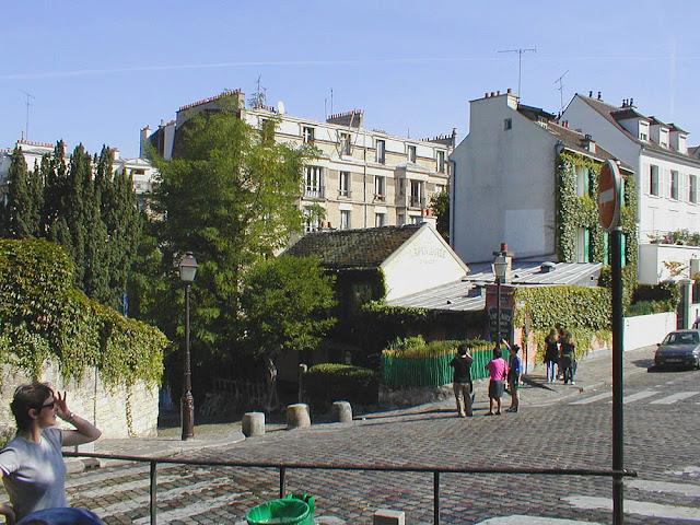Au Lapin Agile cabaret, Montmartre, Paris, France. Photo by Loire Valley Time Travel.