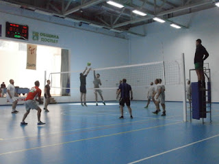 Провежда се регионален турнир по волейбол в Спортна зала - Доспат ... СНИМКИ