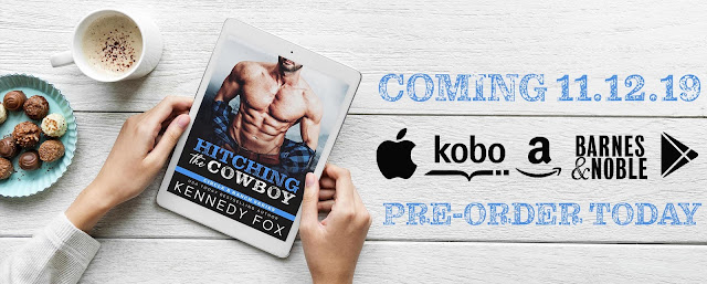 Hitching the Cowboy Cover Reveal!