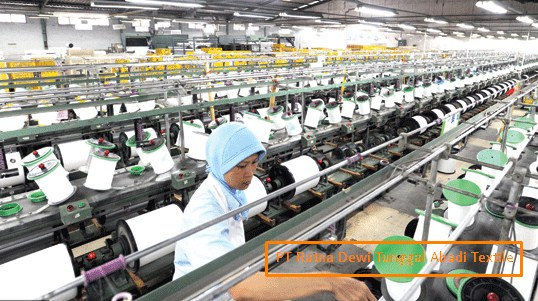 Lowongan Kerja Entry Data Untuk SMA SMK Di PT Ratna Dewi Tunggal Abadi Textile 2021
