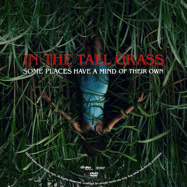 In the Tall Grass DVD Cover