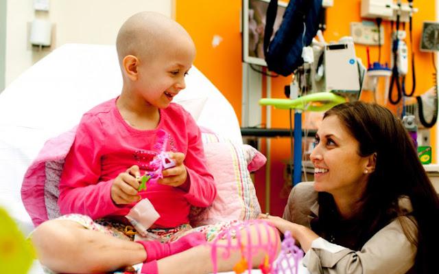 We visit Maimonides Hospital Child Life Pediatric Center