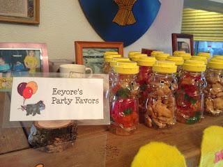 Cummins Life E S Winnie The Pooh Party Happy 2nd Birthday