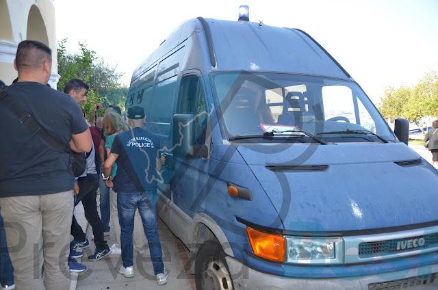 Πρέβεζα: Υπόθεση ναρκωτικών - Ένας προφυλακιστέος, δύο ελεύθεροι και αναμένεται η απόφαση για τον τέταρτον