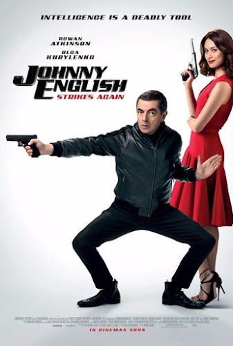 Johnny English Strikes Again (BRRip 1080p Dual Latino / Ingles) (2018)