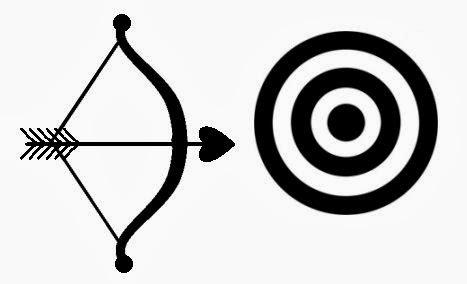 Love Bulls Eye for Valentine s Day - Free SVG