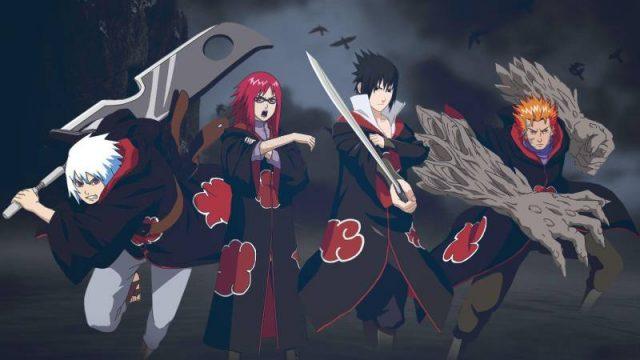 Naruto Shippuden Season 6 Terbentuknya Tim Taka