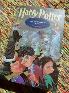Harry Potter Ja Viisasten Kivi Kirja