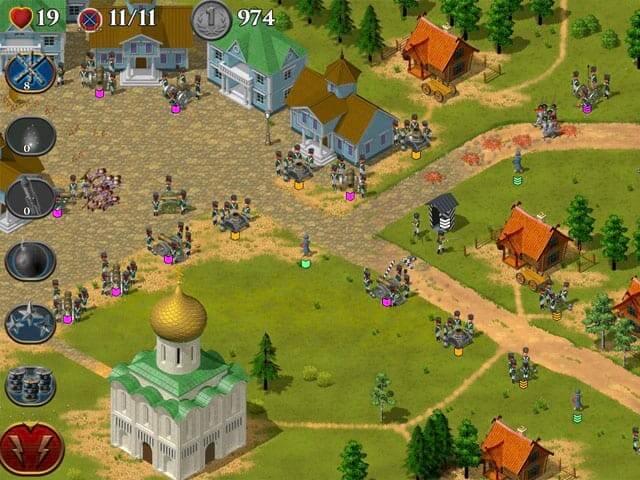 لعبة  Napoleon Wars