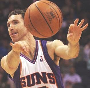steve nash, assist, passing, NBA