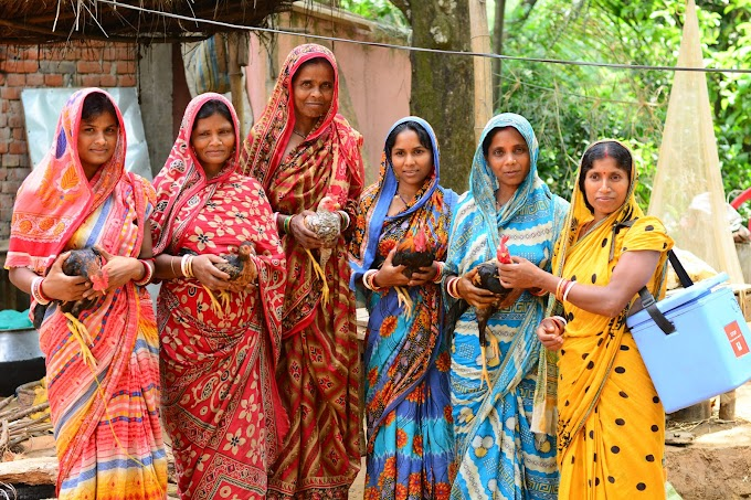As men migrate to cities, women farmers seek Indian land rights