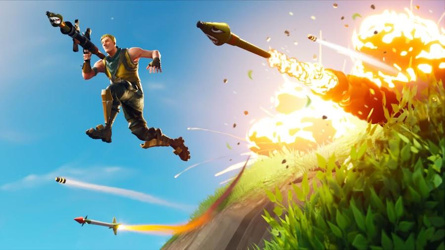 epic games fortnite battle royale