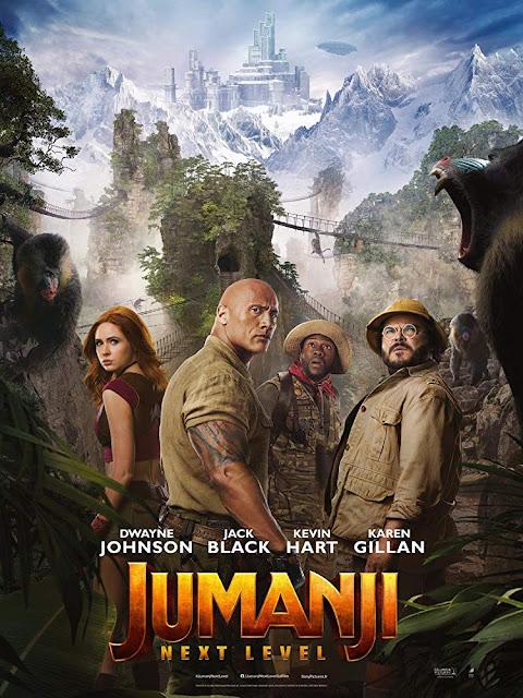 فيلم Jumanji: The Next Level 2019 مترجم كامل مشاهدة HD