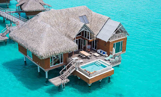 Honeymoon Destinations with Overwater Bungalows
