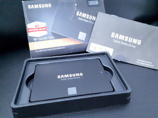 SSD Samsung 860 EVO 250GB Sisa Stok