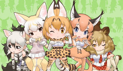 Kemono Friends Episódio 12 / FINAL