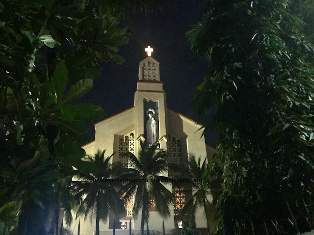 NATIONAL SHRINE AND PARISH OF OUR LADY OF MOUNT CARMEL, Quezon City, Philippines