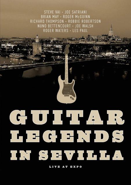 Guitar Legends Sevilla
