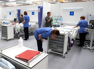 Shaking up the England NHS