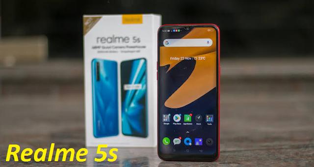 Hp Realme 5s Terbaru Murah