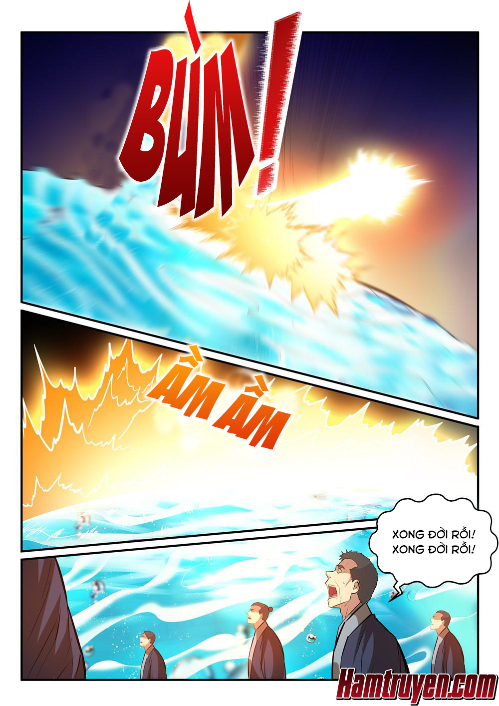 Bách Luyện Thành Thần Chapter 199 trang 3 - CungDocTruyen.com