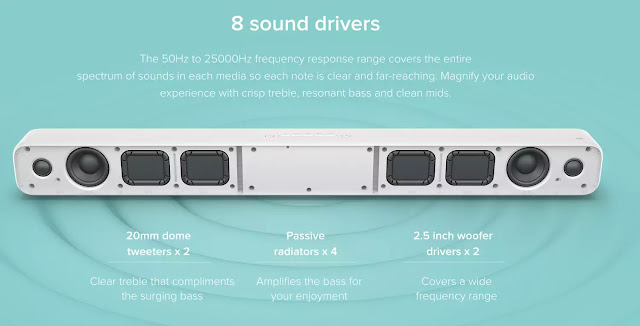 Xiaomi MI Soundbar Drivers