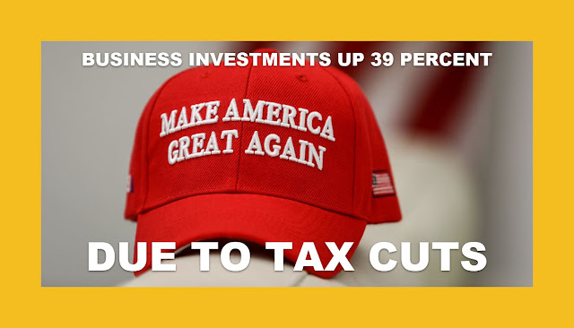 Memes; MAGA BUSINESS INVESTMENTS UP 39 PERCENT