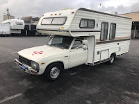 Used Rvs 1986 Toyota Dolphin Rv For Sale By Owner