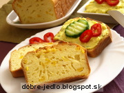 Kukuričný chlieb - recept