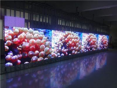 Lắp đặt màn hình led p3 indoor chính hãng tại Gia Lai