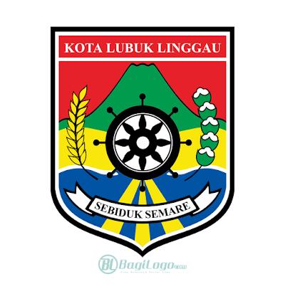 Kota Lubuklinggau Logo Vector