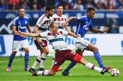 Bayern Múnich vs Schalke 04