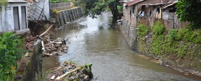 Pelanggaran Sempadan Air Sungai ini Beresiko