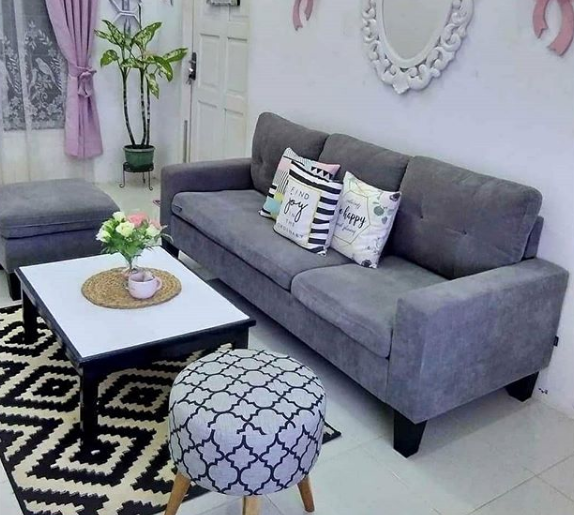 Peachy 13 Model Sofa Minimalis Untuk Ruang Tamu Kecil Paling Laris Ocoug Best Dining Table And Chair Ideas Images Ocougorg