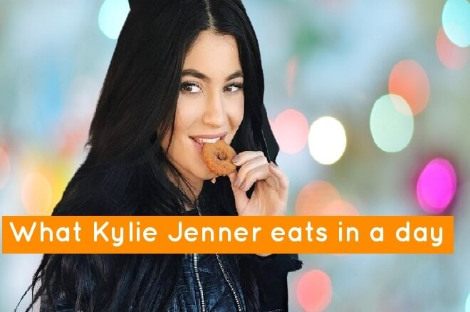 What Kylie Jenner eats in a day is probably the most relatable of all her meals.