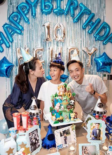Khoe bụng bầu to tướng, Cường Đô la và Đàm Thu Trang có con đầu lòng