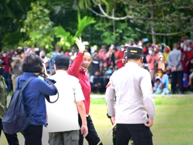 presiden jokowi datang ke bengkalis