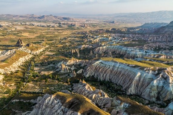 Ancient Region of Anatolia in Cappadocia in Turkey