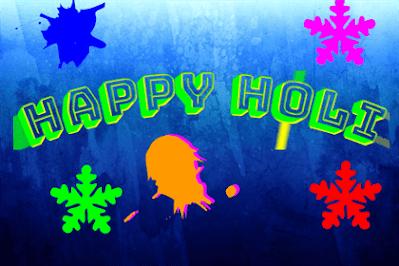 Wishing Happy Holi 2021