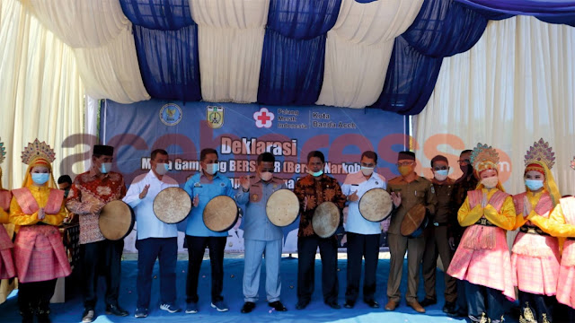 Walikota Banda Aceh Canangkan Gampong Mulia Bersinar