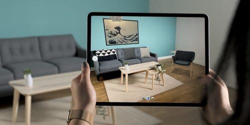 Augmented reality will be released on Apple TV Plus next year