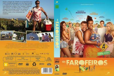 Filme Os Farofeiros DVD Capa