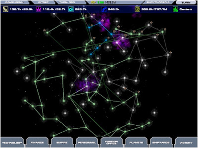 Master of Orion 3 Game Screenshots 2003