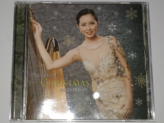 Cd Maya Hasan - Because Of Christmas